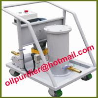 Buy cheap Portable Oil Purifier, Hand Held Industrial Oil Filter Machine, Oil Impurity Filtration Plant Manufacturer from wholesalers