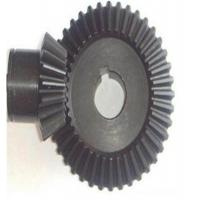 China Industrail Forging Carburizing Straight Bevel Gear For Anchor Machine wholesale