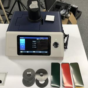 China Transmittance Colorimeter Hunter Lab Spectrophotometer Haze Meter YS6002 D/8 For LCD Panel wholesale