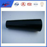 Quality Industrial tapered roller for belt conveyor system,steel tapered roller for sale