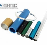 China Blue or black anodized aluminum tubing  with bending , weld , CNC wholesale
