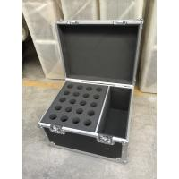 China Customized Microphone Flight Case / Multiple Plwood Material Tool Box Case wholesale