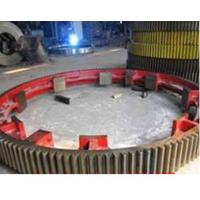 Buy cheap big size spiral bevel gear Professional Made Helical Gear for Agricultural from wholesalers