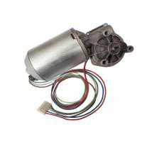 Wholesale Brush DC motor for garage Door Motor, zincification with encoder 24VDC 50W from china suppliers