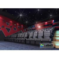 China 2 DOFMovement 4DM Motion Seat 4D Movie Theater With Special Effect Equipment wholesale