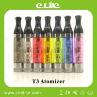 Buy cheap Huge Vapor E-cig Vaporizer T3 blu cigs electronic cigarettes from wholesalers