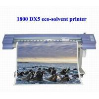 China 1.8m Print Width Double Color Dx5 Eco-Solvent Printer wholesale