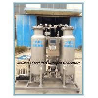 China Stainless Steel Psa Nitrogen Making Machine 1 Kw For Food Manufacturer Plant wholesale