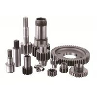 China Steel Machining Forging Transmission Gears in Different Sizes and Shapes on sale