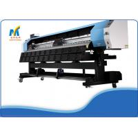 China 1440 DPI Wide Format Printing Machine wholesale