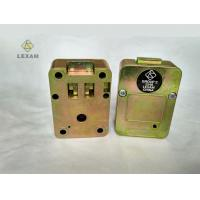 China Smart Operation Safe Combination Lock Low Battery Singal For Residential Security wholesale