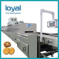 China Small Scale Mini Biscuit Making Machine / Industrial Pastry Equipment on sale