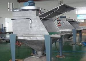 China Large Capacity 20T SS304 Automatic Bag Dump Station wholesale