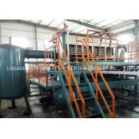 China Fully Automatic Egg Tray Machine With Aluminum molds Large Capacity 6000PCS / H wholesale