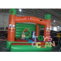 China Customized Inflatable Mini Jumper Kids Inflatable Jumping Inflatable Bouncers wholesale