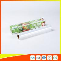 China Kitchen Food Safe PE Cling Film  For Cooking / Food Keeping Clean wholesale