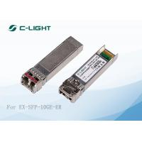 China Optical Transceiver SFP Modules EX-SFP-10GE-ER 1550nm 40km for Juniper wholesale