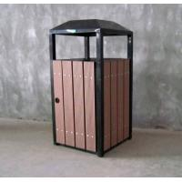 China WPC outdoor waste Bins RMD-D8 on sale