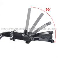 China CNC Anodized Motorcycle Brake Clutch Lever Motorcross Dirt Bike Clutch Lever wholesale