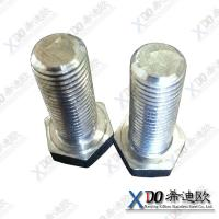 Buy cheap supplying 316L, 904L, stainless steel hex bolt from wholesalers