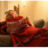 China Snuggie Blanket with Sleeves wholesale