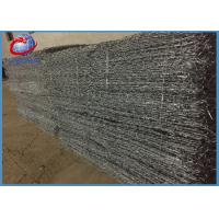 Buy cheap Welded Mesh Gabions Wall Cages , Rock Gabion Baskets Weave Processing from wholesalers