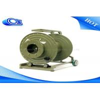 Wholesale Telecom mobile Extension Tactical Fiber Optic Cable Reel 1 ~ 12 Cores from china suppliers