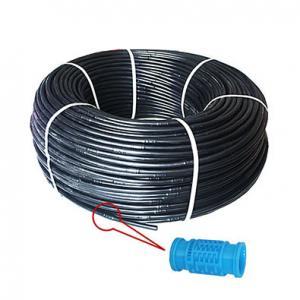 China Dripline with cylindrical dripper Drip Tape manufacturer Drip tape with flat dripper wholesale