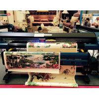 China Photo-Paper 3.2M Eco Solvent Printer 4 Color Printer DX5 Print Head wholesale