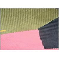 Buy cheap Comfortable Heavyweight Corduroy Fabric , 21 Stretch Corduroy Furniture Fabric from wholesalers