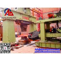 China 8Ton Hydraulic Open Die Forging Hammer on sale