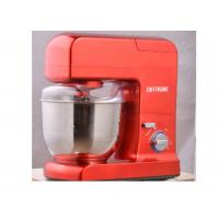10 Speed Small Stand Up Mixer Cake Bakery , 1000W Stainless Steel Stand Mixer