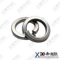 Buy cheap 316L,904L,etc. Stainless Steel spring washers from wholesalers
