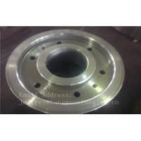 Quality EN JIS ASTM AISI BS DIN Forged Wheel Blanks Parts Grinding Wheel Helical Ring for sale