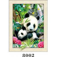 China High Definition 3D Image 5D Pictures Lenticular Printing Services For Home Decoration wholesale
