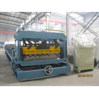 China Standing Seam Profile Cold Roll Forming Machine for Steel Structure Building wholesale