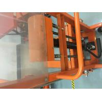 China Foot Pedal Type Manual Hydraulic Stacker Movable For Lifting And Transporting wholesale