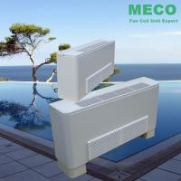 China Front Air Return Consolo Fan Coil Units 600CFM with Energy Saving MFP-102TM wholesale