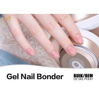 China Strong Adhesion Gel Nail Bonder Uv Gel Base Coat No Buble Environmental wholesale