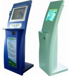 China Touch Screen Wifi Kiosk wholesale