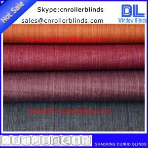 Performance both sides same color coating Blackout Roller Blinds Fabric