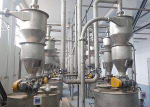 China Dilute Phase Vacuum 10m/s Pneumatic Conveying System wholesale