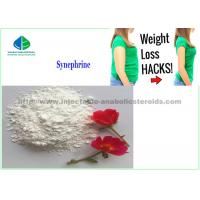 China 99.5% Weight Loss  Steroids Powder Synephrine 94-07-5 White Crystals Powder on sale