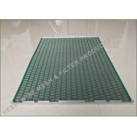 China Professional Shale Shaker Screen Light Weight SS304 / SS316 Raw Material wholesale