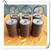 China resin diamond grinding wheels for machining ceramic knife,Crystalline silicon on sale