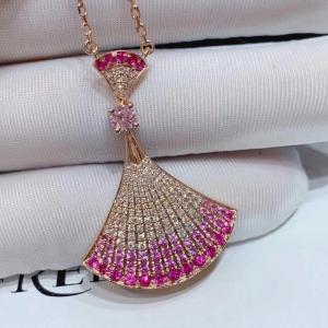 China Diamonds Talks To The Z Era 18 Gold  Jewelry Necklace wholesale