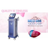 China Pain Free 808nm Diode Laser Hair Removal Machine With Germany Laser Bars wholesale