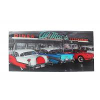 China Custom Printing 3D Lenticular Poster PET Flip Change Image High Definition wholesale
