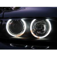 China LED BMW angel eyes CCFL halo rings for BMW E46 non projector 2*131mm+2*146mm wholesale