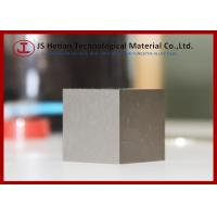 Wholesale 1 Kilogram Tungsten heavy Alloy Cube 38mm HIP Sintered with 95% pure W from china suppliers